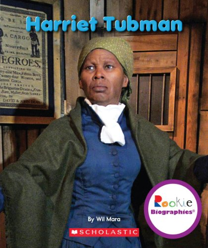 9780531247372: Harriet Tubman (Rookie Biographies)