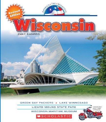 Wisconsin (America the Beautiful, Third): Jean F Blashfield