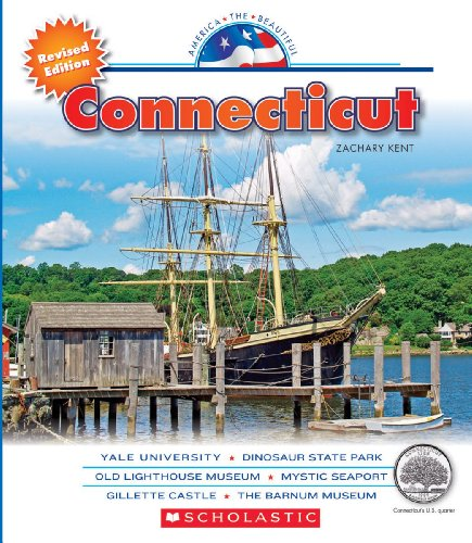 9780531248799: Connecticut (America the Beautiful. Third Series)