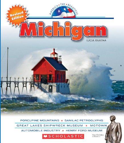 9780531248904: Michigan (America the Beautiful. Third Series)