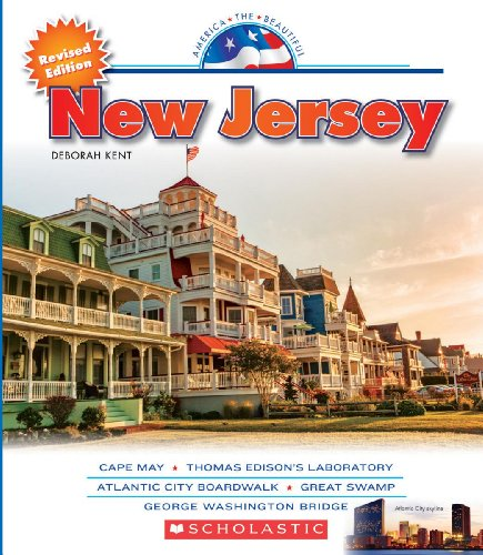 New Jersey (America the Beautiful, Third): Deborah Ann Kent