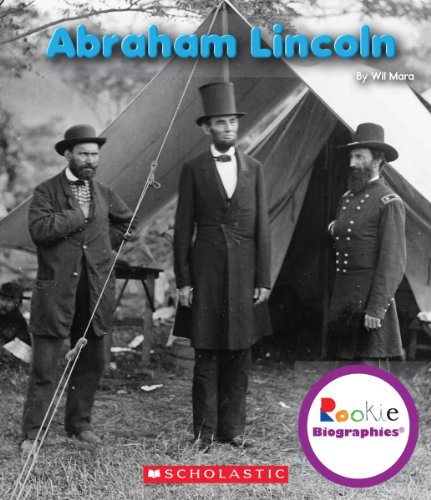 9780531249796: Abraham Lincoln (Rookie Biographies)