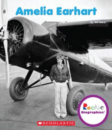 9780531249802: Amelia Earhart (Rookie Biographies)