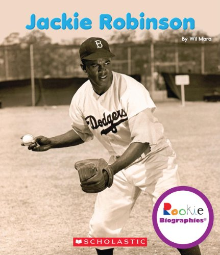 9780531249833: Jackie Robinson (Rookie Biographies)