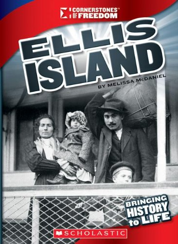 9780531250310: Ellis Island (Cornerstones of Freedom)