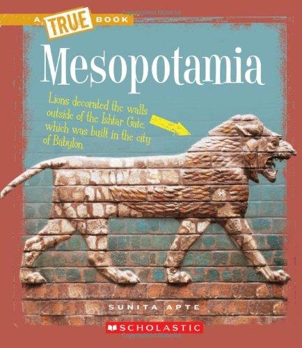 9780531252307: Mesopotamia (A True Book)