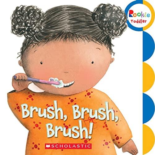 9780531252369: Brush, Brush, Brush! (Rookie Toddler)