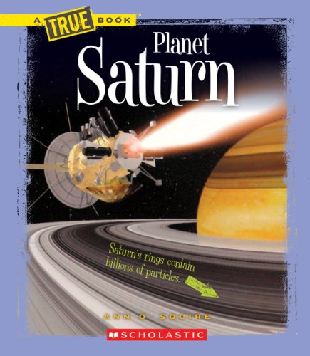 9780531253625: Planet Saturn (New True Books: Space (Paperback))