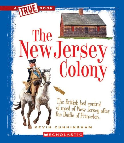 9780531253939: The New Jersey Colony (True Books)