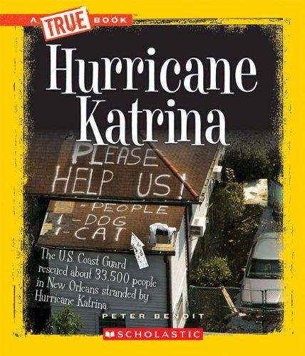 9780531254219: Hurricane Katrina (True Books)