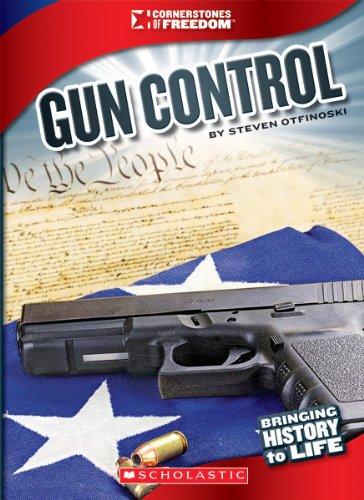 9780531258279: Gun Control (Cornerstones of Freedom)