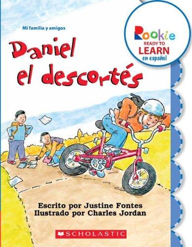 9780531261224: Daniel el Descortes (Rookie Reader Espanol (Library)) (Spanish Edition)