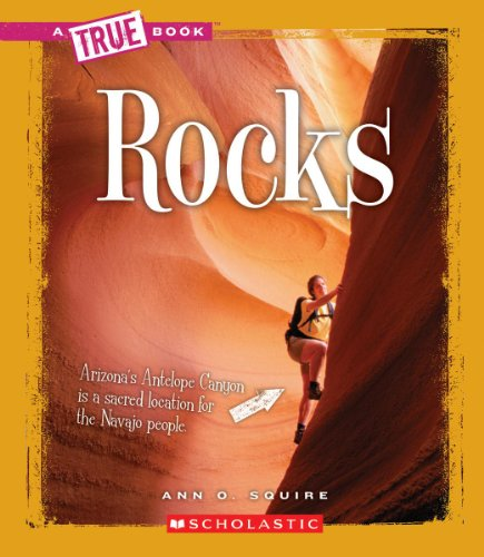 9780531261453: Rocks (True Books)