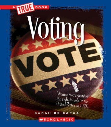 9780531262153: Voting (True Books)