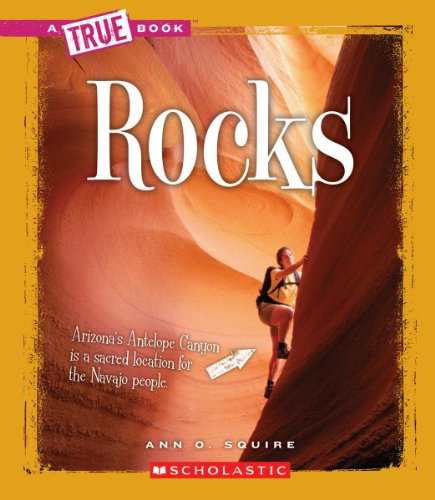 9780531262535: Rocks (A True Book)