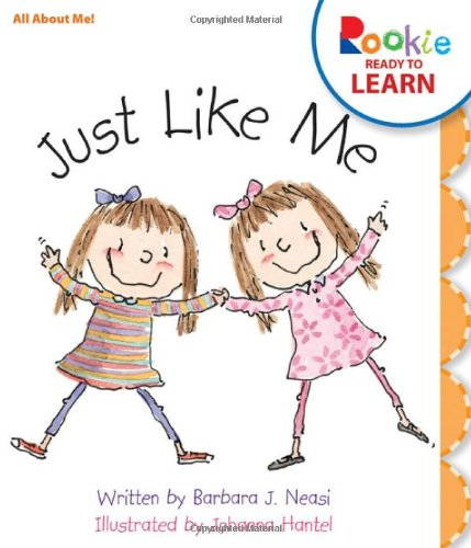 9780531263716: Just Like Me (Rookie Ready to Learn)