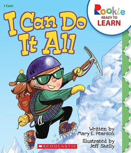 I Can Do It All: Mary E. Pearson