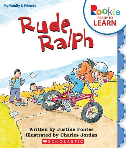 9780531265291: Rude Ralph (Rookie Readers: Ready to Learn)