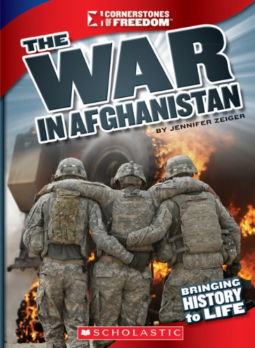 9780531265697: The War in Afghanistan (Cornerstones of Freedom)
