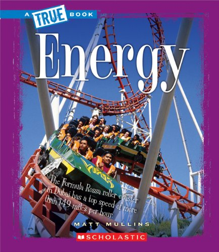 9780531265826: Energy (True Books: Physical Science (Paperback))