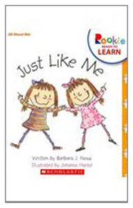 9780531266762: Just Like Me (Rookie Ready to Learn)