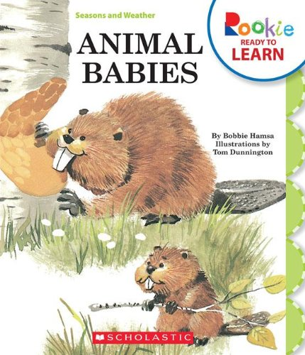 9780531268001: Animal Babies (Rookie Ready to Learn)
