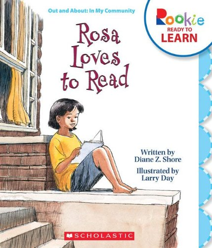 9780531268285: Rosa Loves to Read (Rookie Ready to Learn)