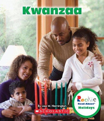 Kwanzaa (Rookie Read-About Holidays): Lisa M. Herrington