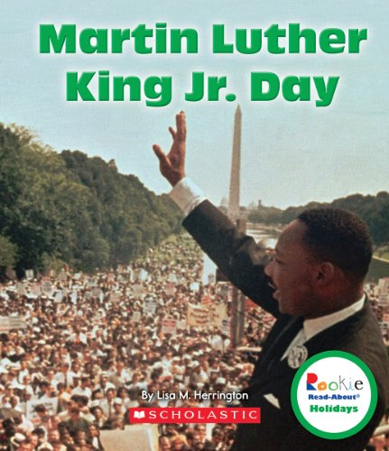 9780531273555: Martin Luther King Jr. Day (Rookie Read-About Holidays)