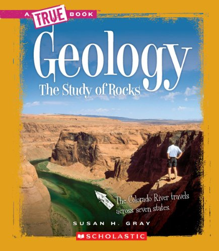 9780531282700: Geology: The Study of Rocks (True Books)