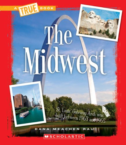 9780531283257: The Midwest (True Book)