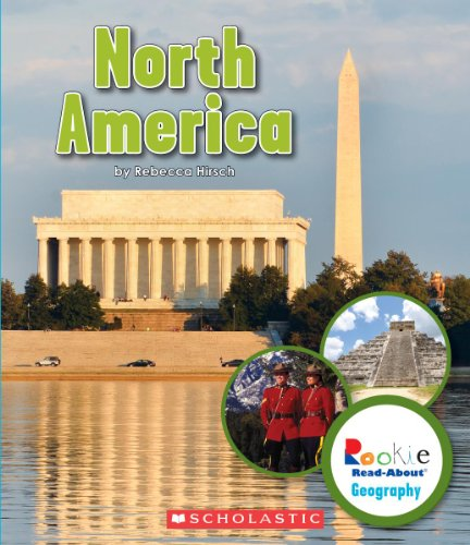 9780531289808: North America (Rookie Read-About Geography (Library))