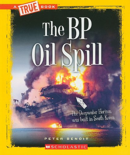 9780531289990: The BP Oil Spill (True Books: Disasters)