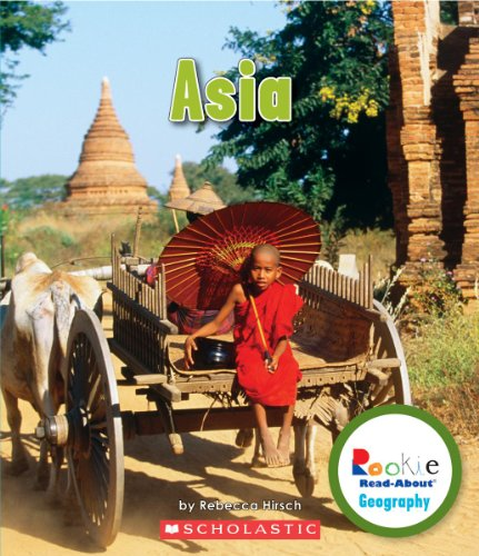 9780531292778: Asia (Rookie Read-About Geography (Paperback))