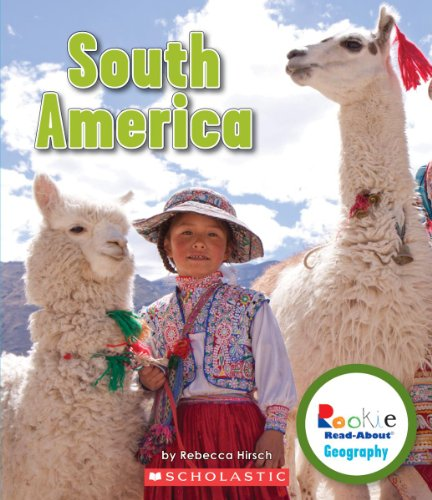 9780531292815: South America (Rookie Read-About Geography)