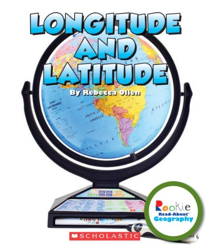 9780531292877: Longitude and Latitude (Rookie Read-About Geography)