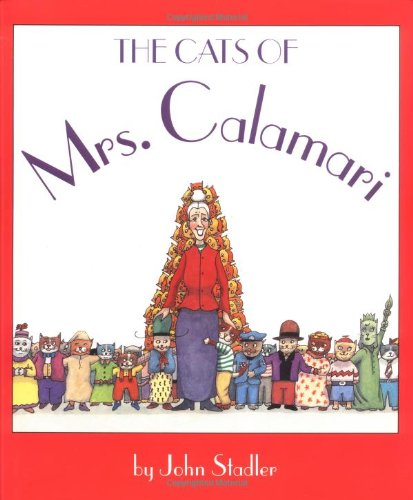 9780531300206: The Cats Of Mrs Calamari