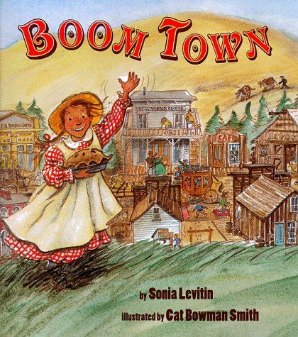 9780531300435: Boom Town