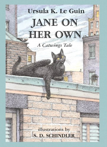Jane on Her Own: A Catwings Tale (SIGNED)