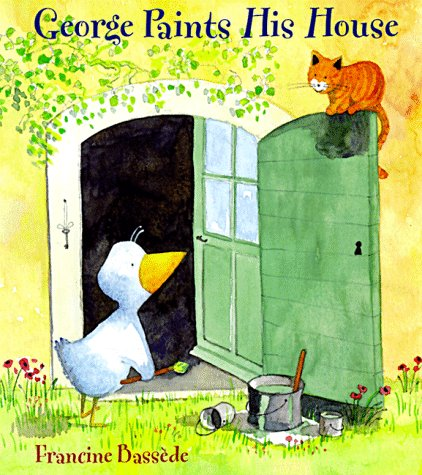 9780531301500: George Paints His House