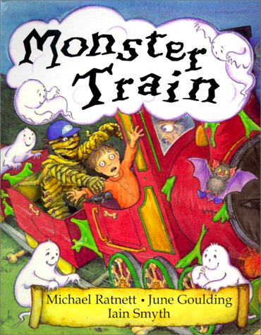 9780531302934: Monster Train