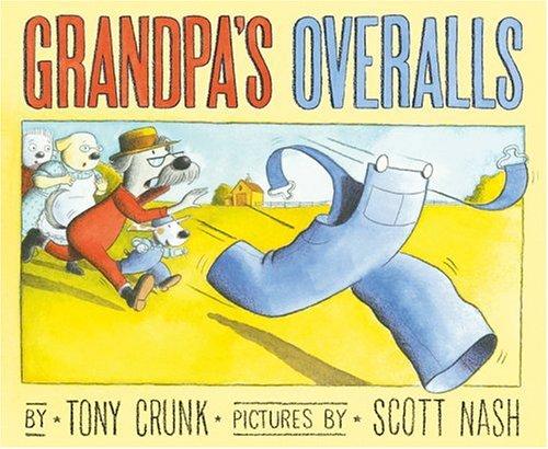 9780531303214: Grandpa's Overalls