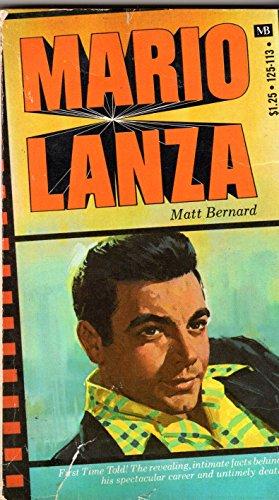 9780532121138: MARIO LANZA.