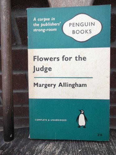 9780532122746: Flowers for the Judge