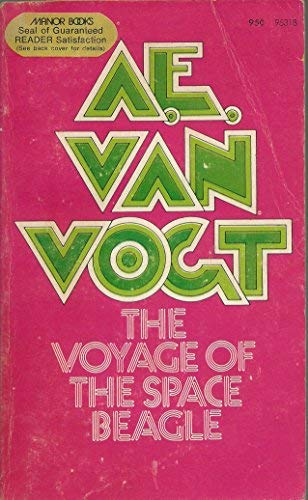 The Voyage of the Space Beagle: A.E. Van Vogt