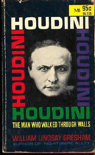 9780532151661: Houdini: The Man Who Walked Through Walls