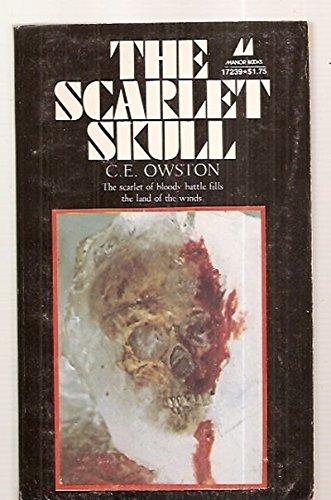 9780532172390: The Scarlet Skull