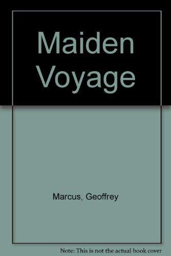 9780532191438: Maiden Voyage