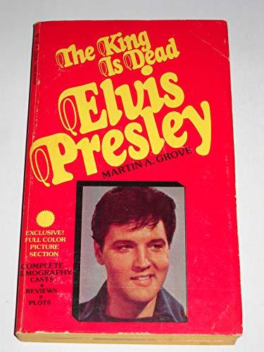 9780532191629: King Is Dead Elvis Presley