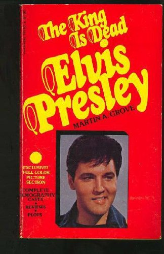 9780532191629: King Is Dead Elvis Presley